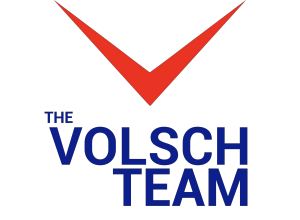 The Volsch Team Logo Color Vertical